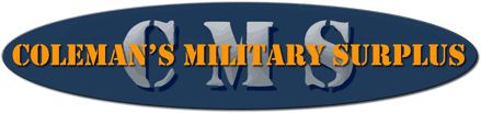 Coleman's Military Surplus coupon code