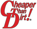 Cheaper Than Dirt coupon code