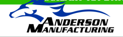 Anderson Manufacturing Promo Codes