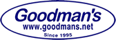 Goodmans.net coupon code