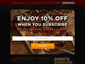 Bubba'S Promo Codes