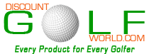 Discount Golf World coupon code