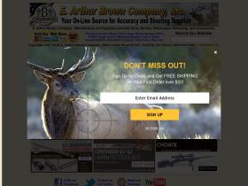 E. Arthur Brown Company coupon code