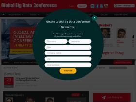globalbigdataconference.com Promo Codes