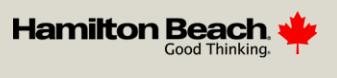 Hamilton Beach Promo Codes