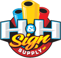 H & H Sign Supply coupon code