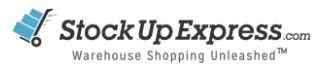 Stock Up Express coupon code