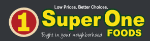 Super One Foods coupon code