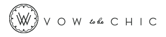 Vow To Be Chic Promo Codes