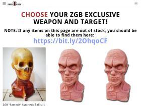 zombiegoboom.com Promo Codes